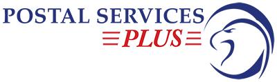 Postal Services Plus Logo